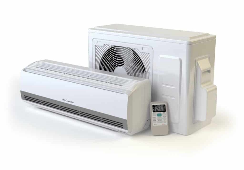 Type-of-air-conditioning