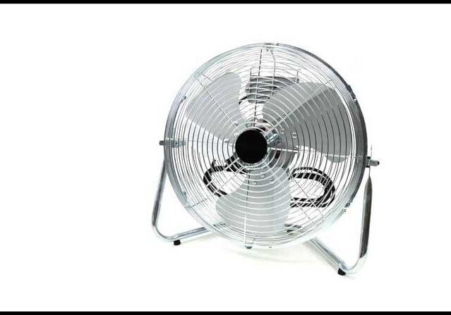 Thinking about the air conditioner as a fan is not entirely wrong, as it is always special fitted with fans as a way to pump this cooled or heated air around the desired space.